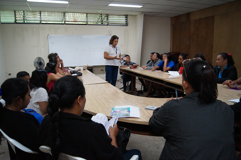 Lideresas inician jornada de formación en Género