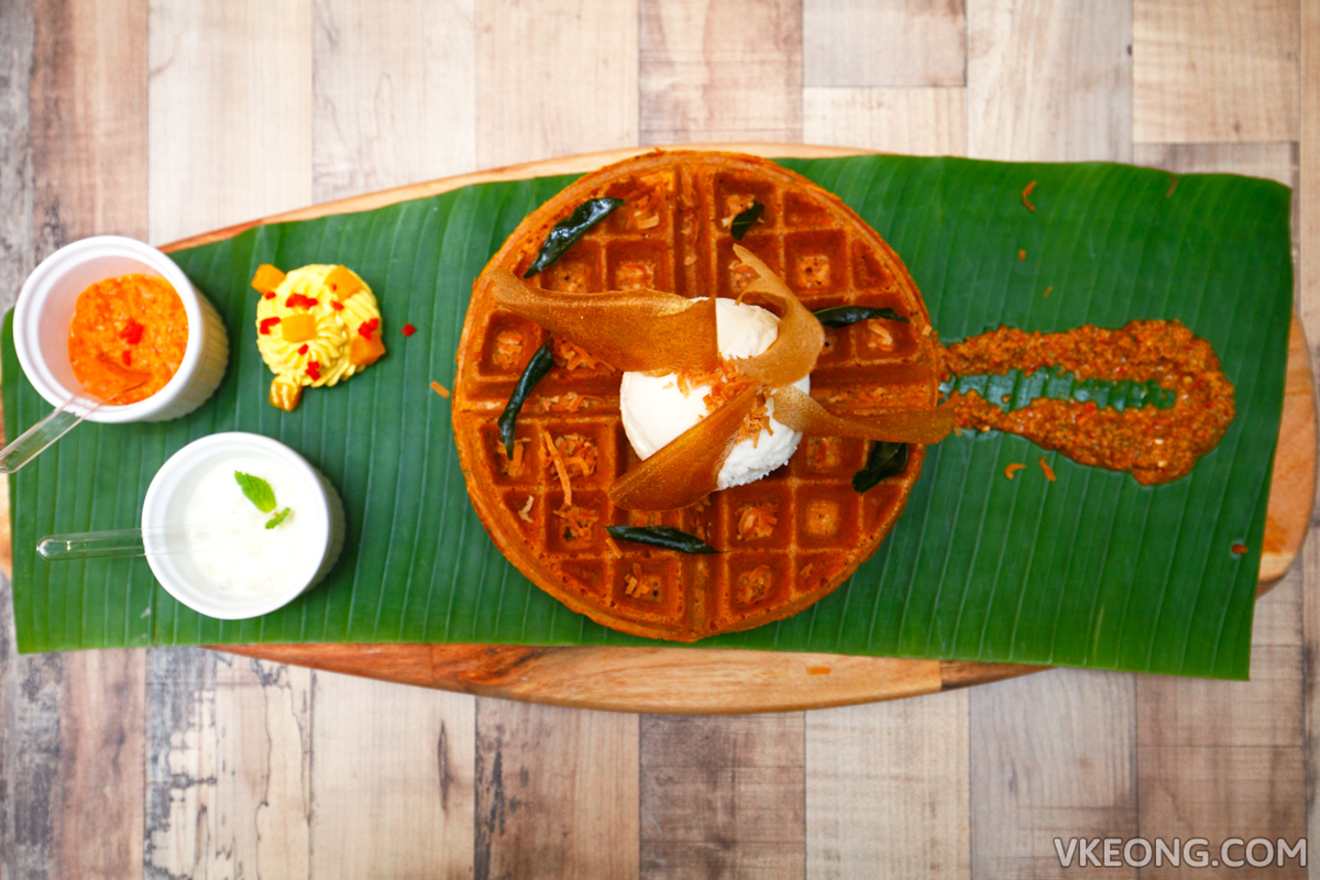 Banana Leaf Waffle V2