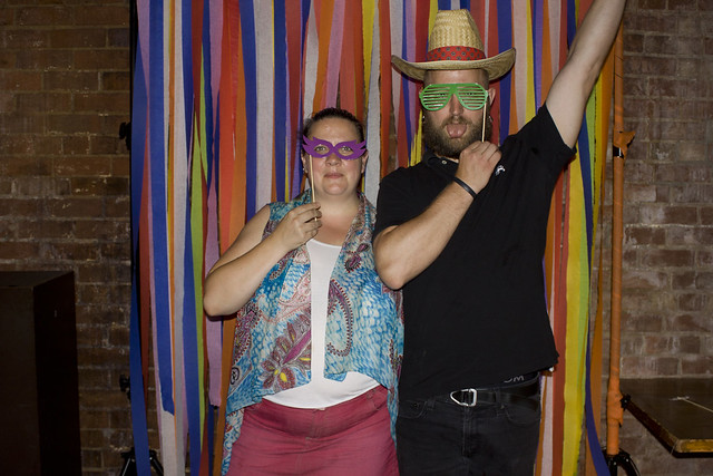Photobooth: 2017 LADD's A Midsummer's Night Fling