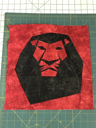 Lion King block