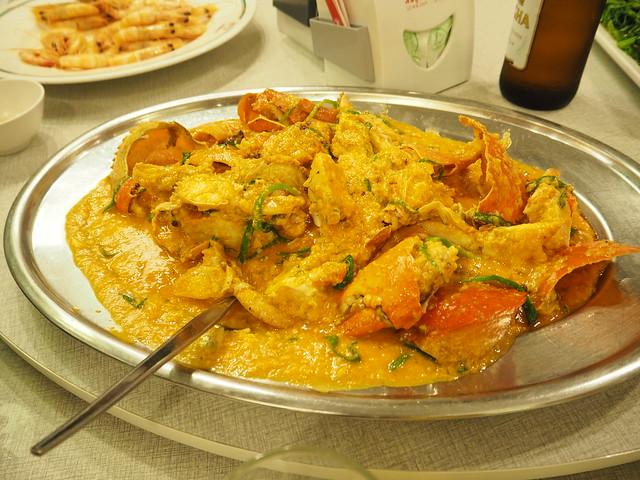 P6212362 ソンブーン・シーフードレストラン スラウォン店(Somboon Seafood Restaurant surawong) bangkok thailand バンコク タイ