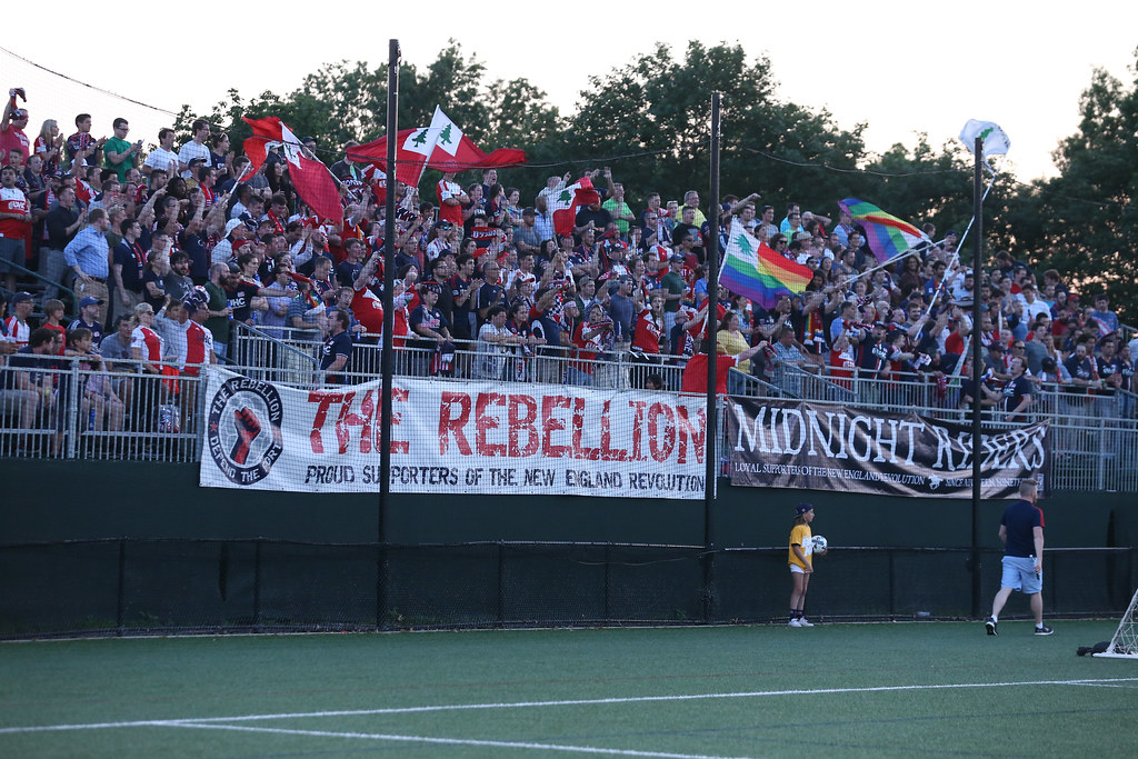 Revolution vs. D.C. United: U.S. Open Cup Round of 16