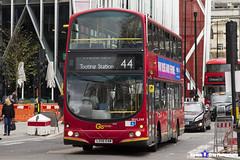 Volvo B7TL Wright Eclipse Gemini - LX06 EAM - WVL248 - Go Ahead London - Tooting Station 44 - London 2017 - Steven Gray - IMG_9335