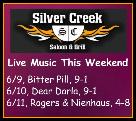 Silver Creek Poster 6-9-17