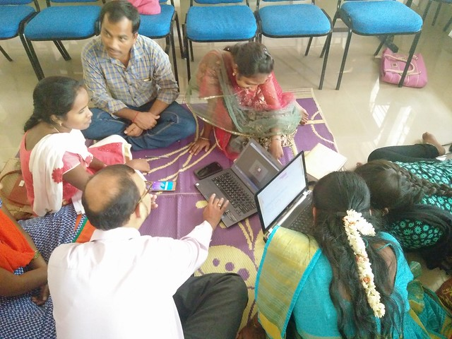 Pratham SW workshop- Mysore & Bombay