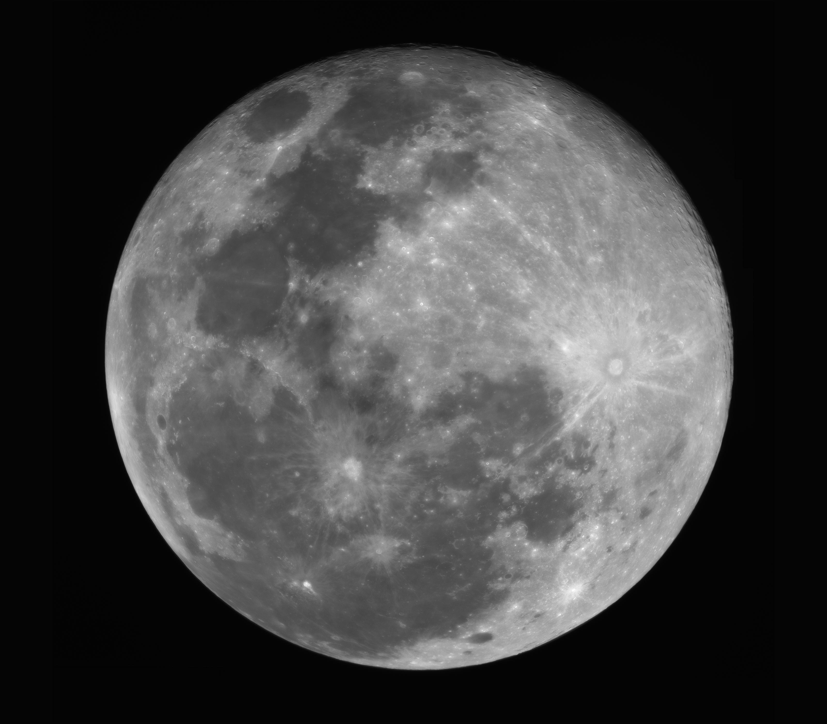 Pleine lune du 9 juin 2017 astrophotographie astrosurf - Lune descendante juin 2017 ...