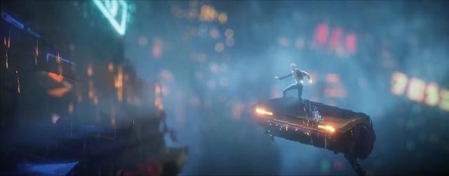 The Last Night - Flying Car