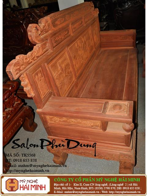 Salon phu dung go huong c copy