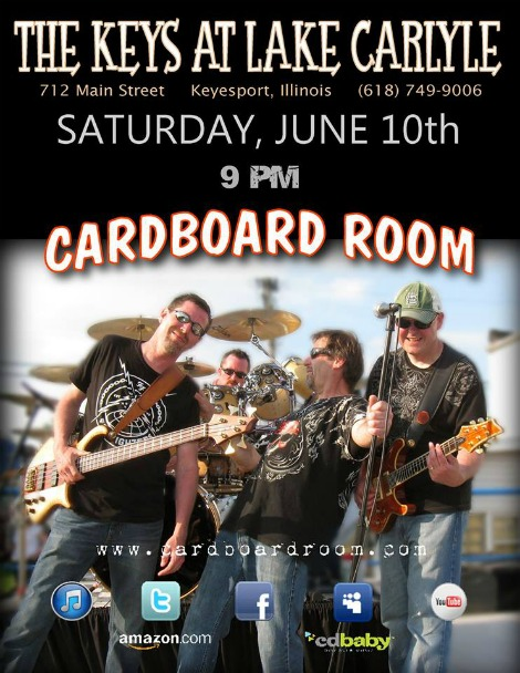 Cardboard Room 6-10-17