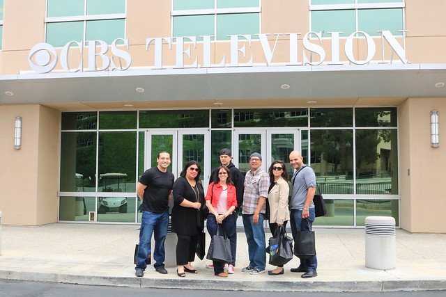 THE NATIVE AMERICAN TV WRITERS LAB Meeting With CBS Entertainment Diversity