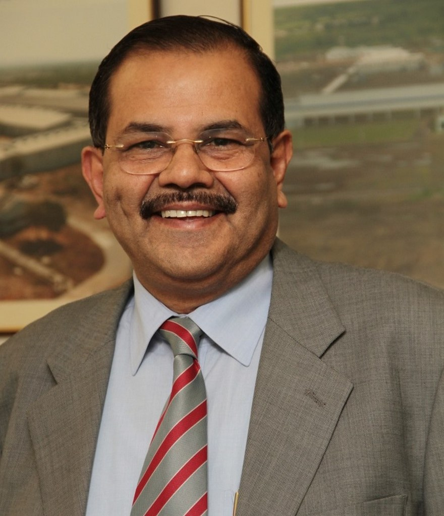 P-Balendran-Executive-Director-MG-Motor-India