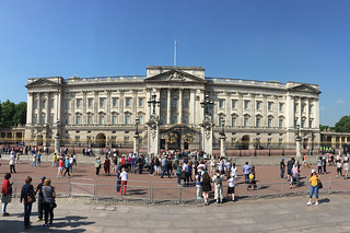 London - Buckingham Palace palace