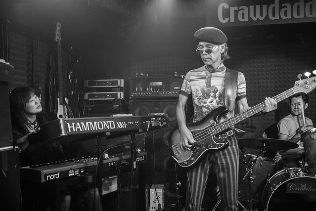 O.E. Gallagher live at Crawdaddy Club, Tokyo, 17 Jun 2017 -00179