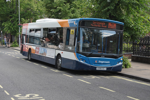 Stagecoach South 27514 GX06DZJ