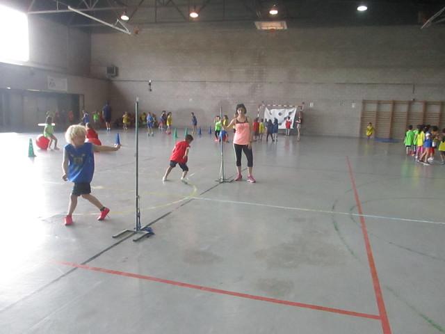 Encuentros Deportivos 1º - Tercer Trimestre - Curso 16/17