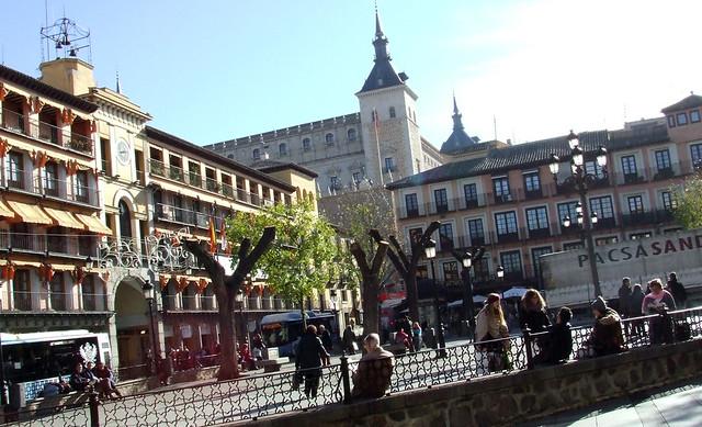 Plaza de Zocodover, remodelación a la vista
