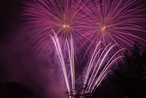 Feu d'artifice - Royat | by Tcherno63