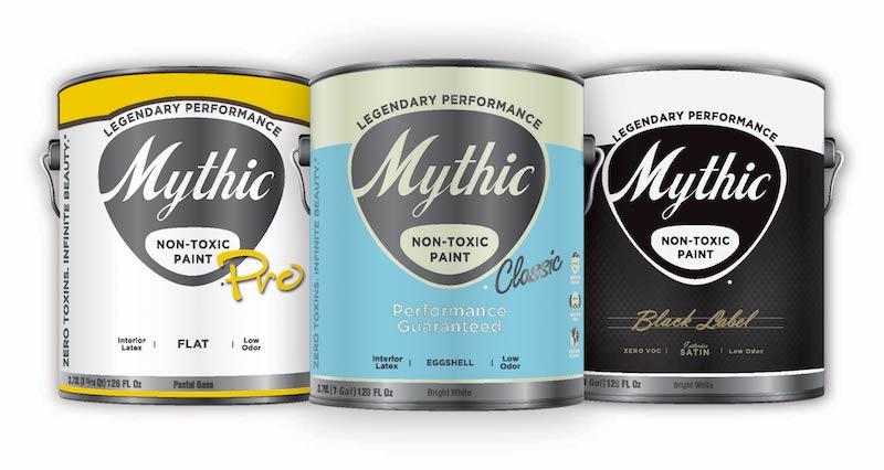Mythic Paint Line
