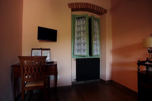 interni della camera