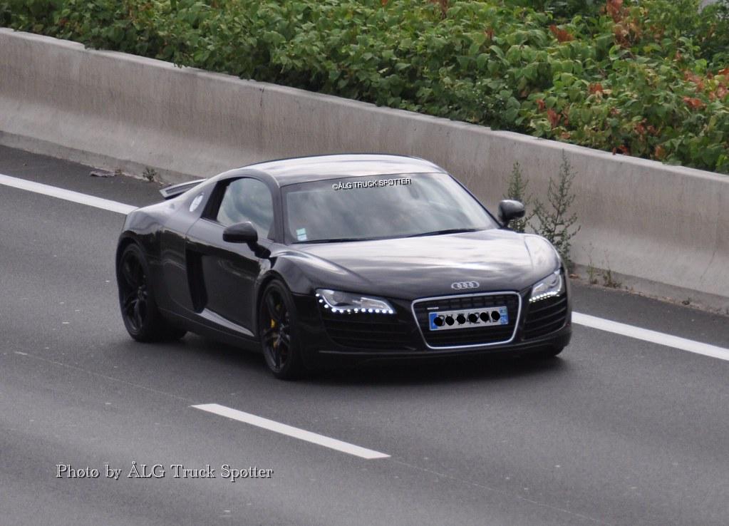 Audi R A Orsay ALAIN LE GUERN Flickr - Audi a10