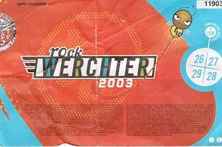 Rock Werchter 03