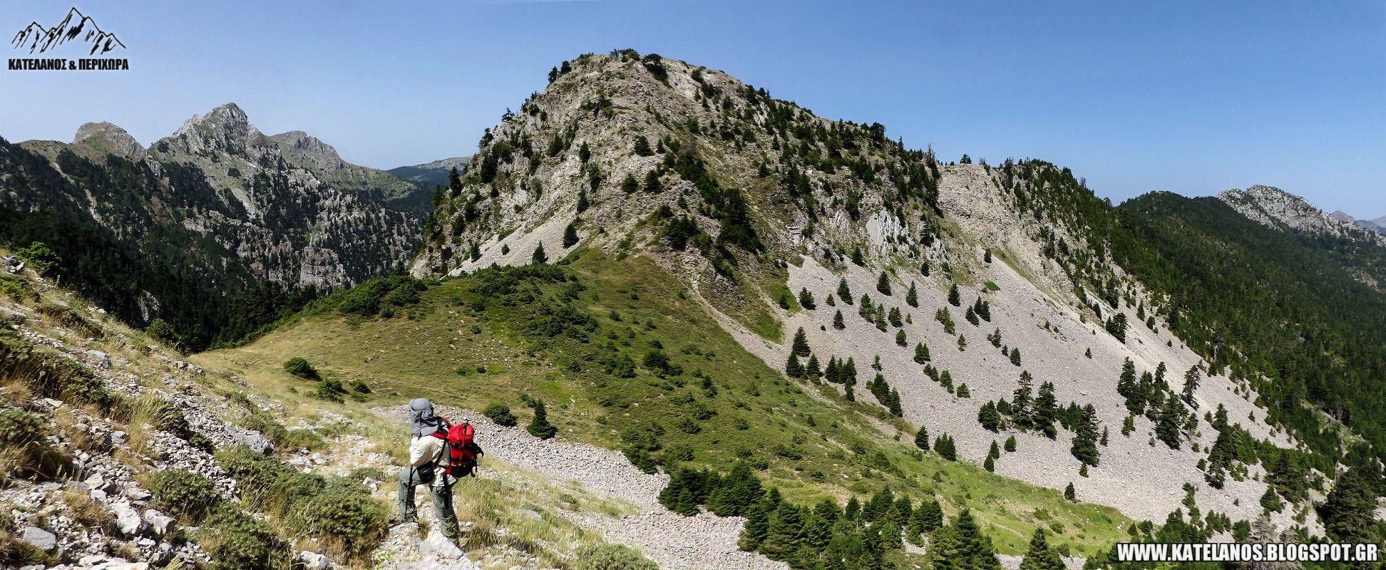 αρκουδοτρυπα διασελο πλατανακι βουνο