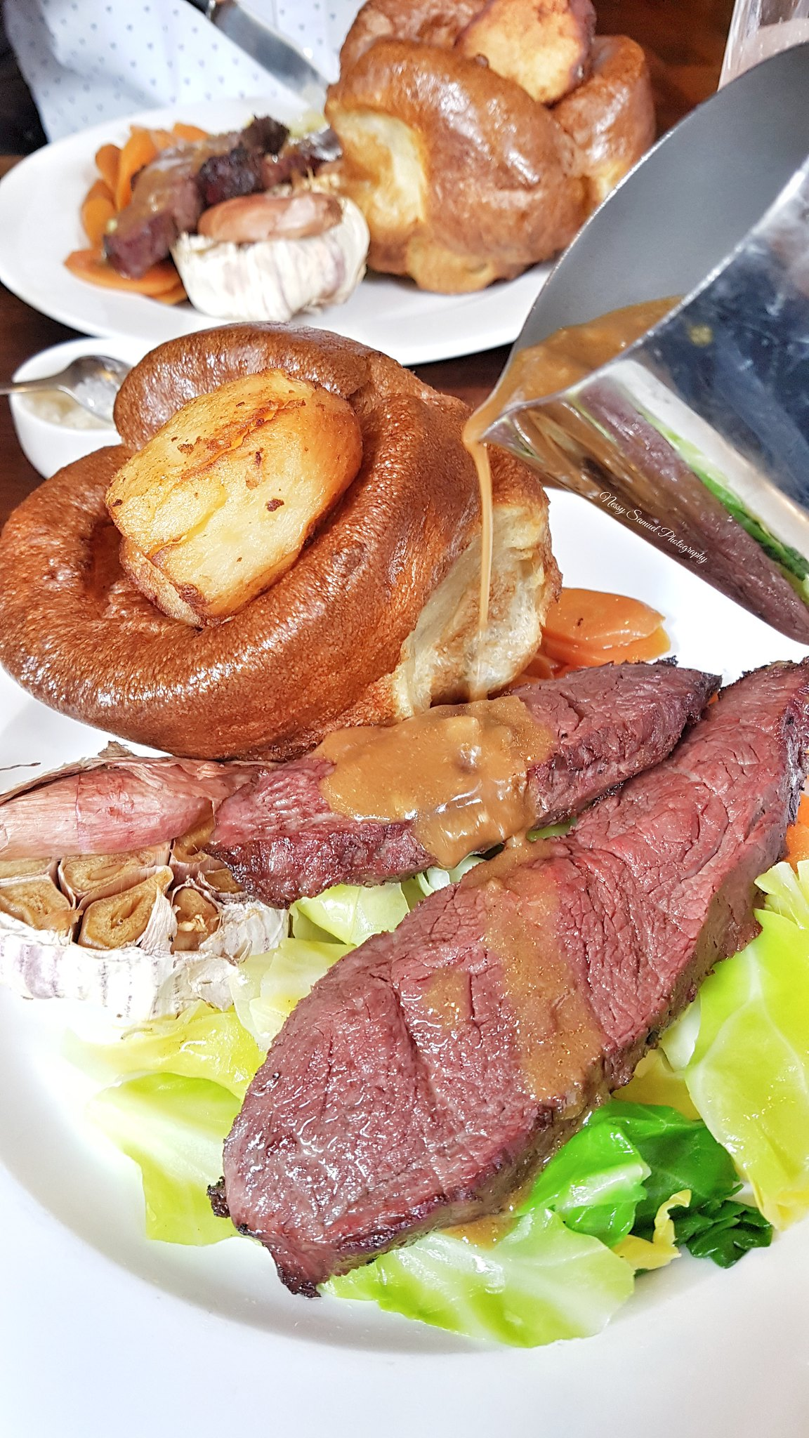 Hawksmoor-Borough- Sunday Roast