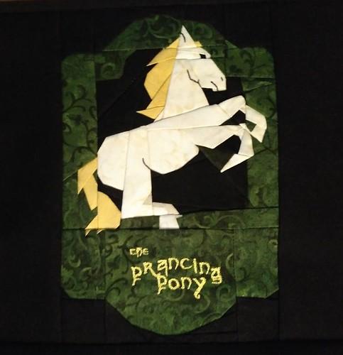 Prancing Pony 1