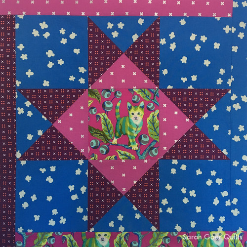 Kids Quilt Round Robin: Finishes Blog Hop - Sarah Goer Quilts : we r quilts - Adamdwight.com