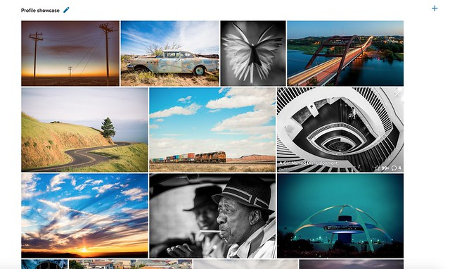 Your Custom Photo Showcase on the New Flickr Profile Page