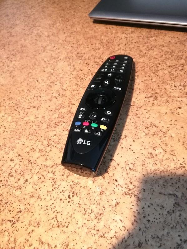 LG 4Kテレビ