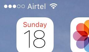 Airtel SIM worked!