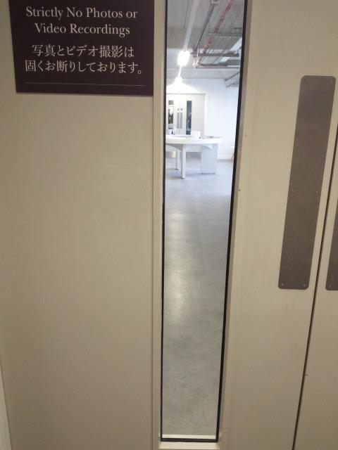 ウェッジウッドファクトリーアウトレットでの日本語表記