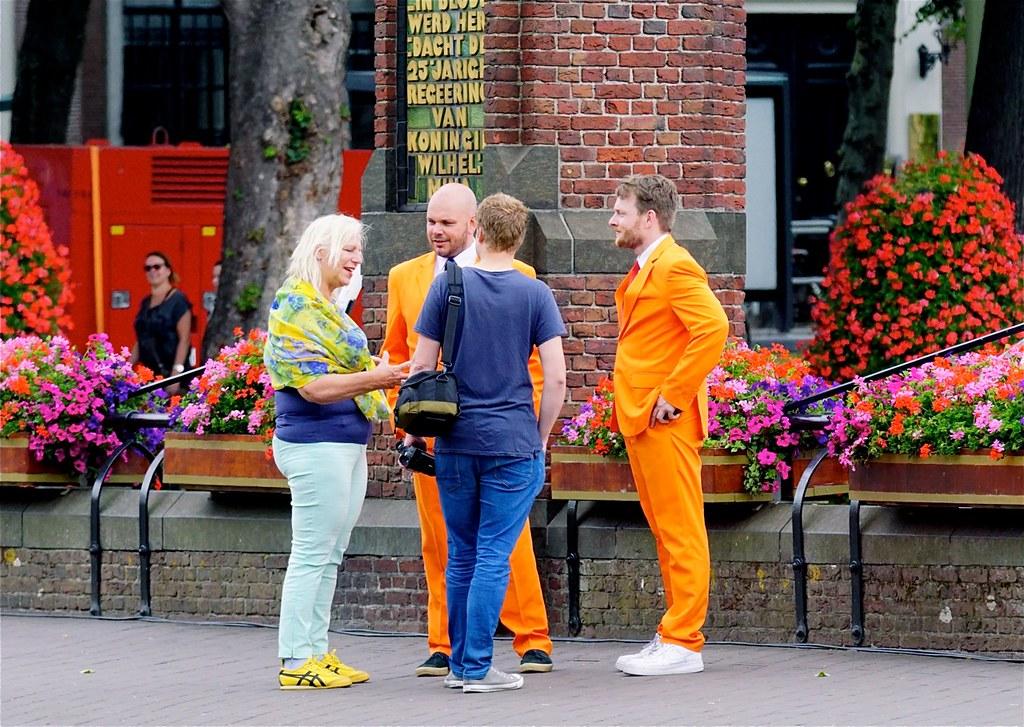 image Wij houden van oranje euro 2008