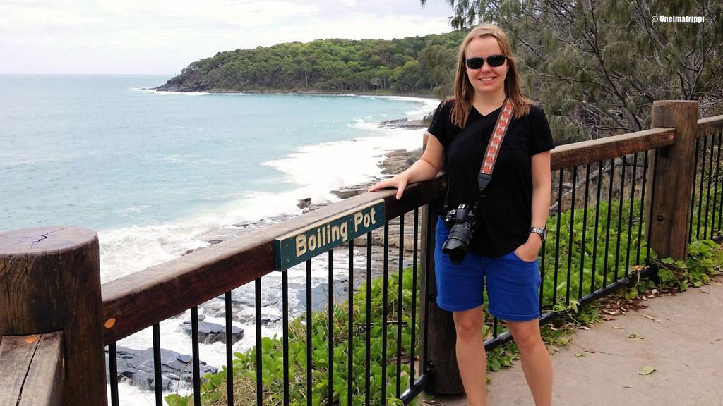 Jenni Noosan kansallispuistossa, Australia