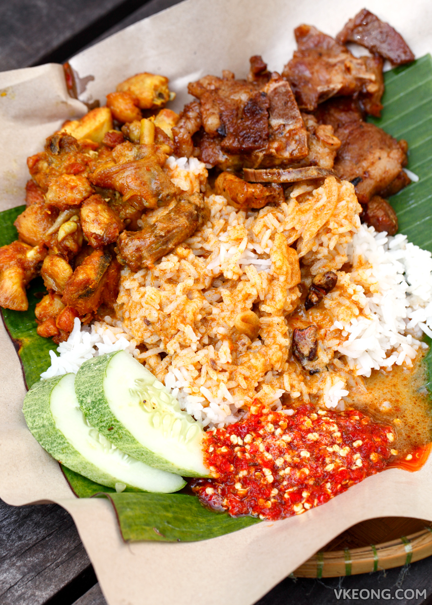 Warung Soho Nasi Kak Wok