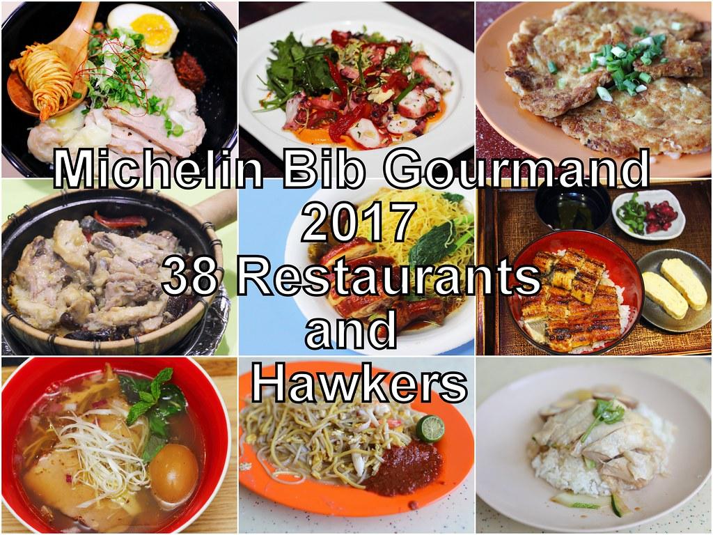 Bib Gourmand 2017