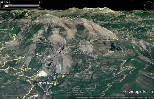 google earth gradeci