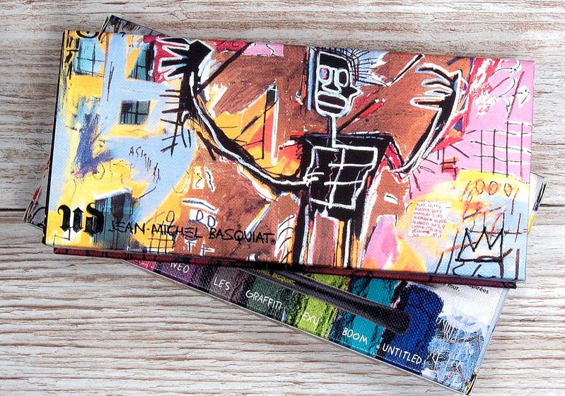 Urban Decay eyeshadow palette Tenant