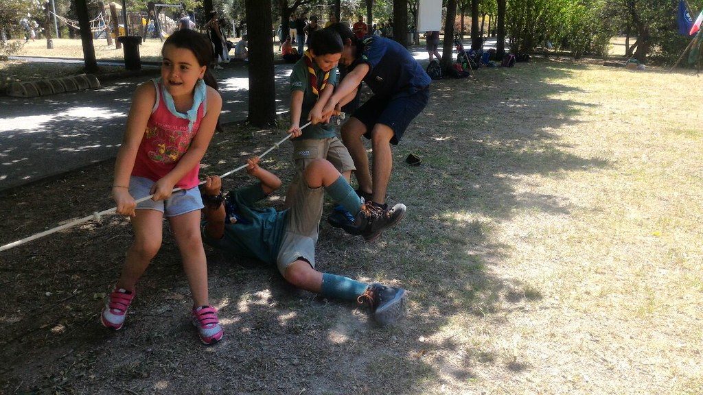 Uscita a Sirolo con bimbi di Sarnano