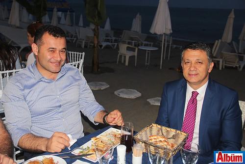 Adem Murat Yücel, Mehmet Ali Dim