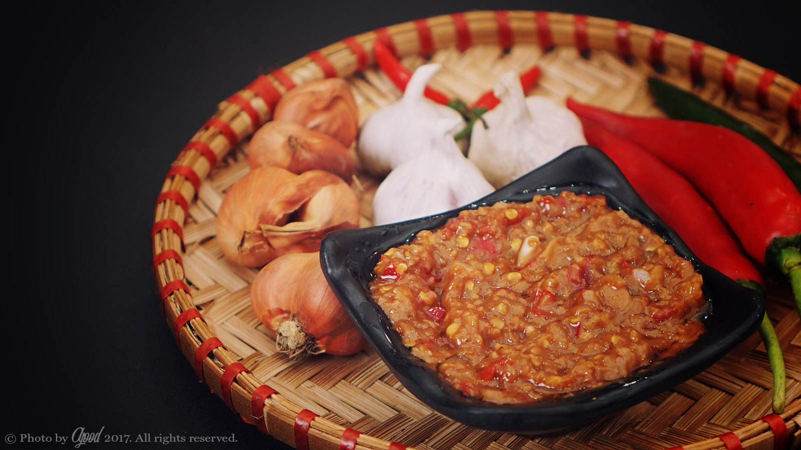 Traditional Malaysia's recipe: Rempah (Spice Paste)