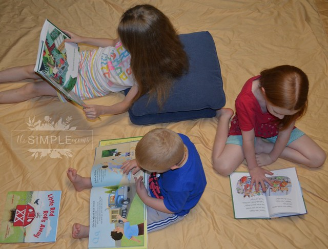Sleeping Bear Press bedtime readers