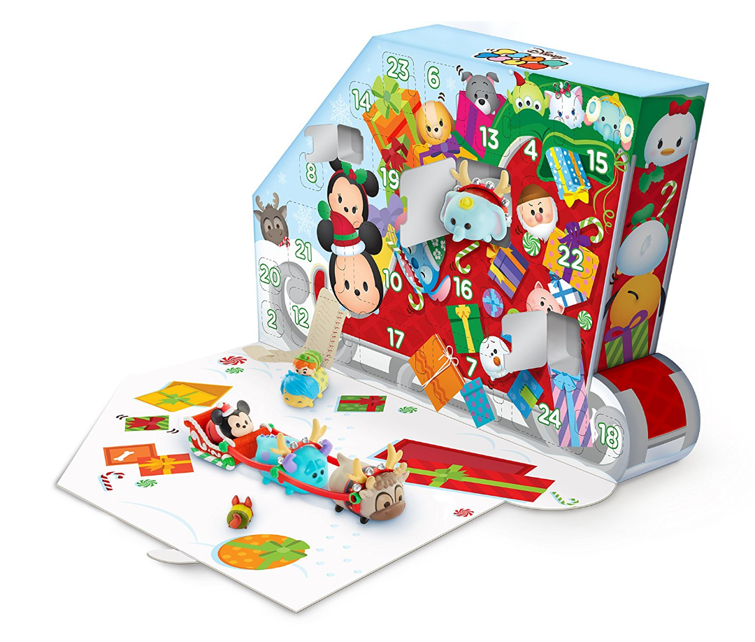Tsum Advent Calendar 1
