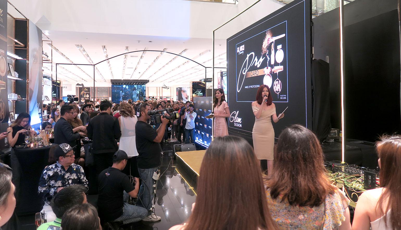 2 SM Beauty Pro Card - Glam Session - She Sings Beauty by Gen-zel