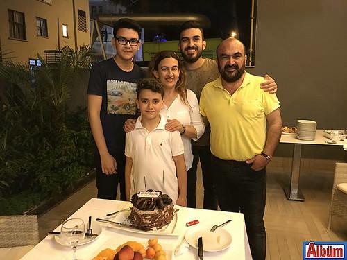 Murat, Mert, Sema, Mehmet ve Ömer Kozan