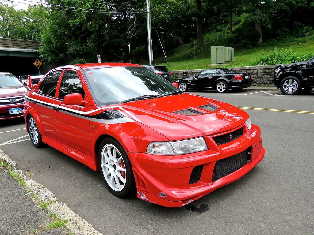 Mitsubishi Lancer Evolution XI 3