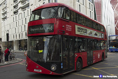 Wrightbus NRM NBFL - LTZ 1124 - LT124 - Shepherd's Bush 148 - RATP London United - London 2017 - Steven Gray - IMG_9605