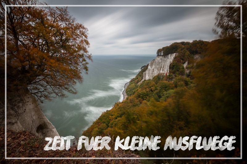 Ostsee Kreidefelsen Binz Königsstuhl Ausflüge Rügen