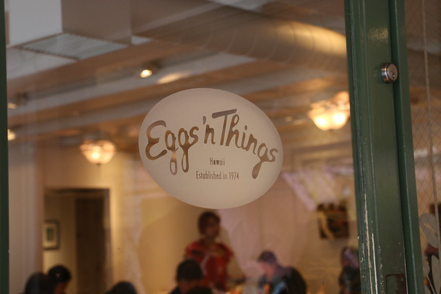 Eggs 'n Things エッグスンシングス